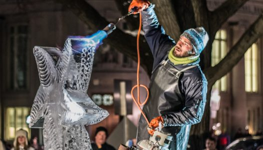 Fired Up Over 15th Fire & Ice Festival