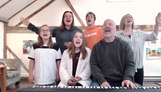 WATCH: Goss Family's Second Song Video from Quarantine